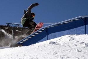 滑雪视频教程:Board Press