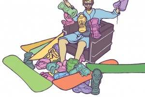 Transworld Snowboarding 为你提供购买装备的一些建议