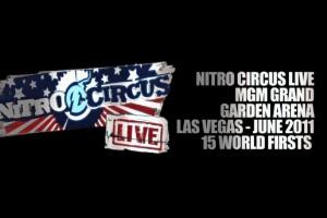 视觉盛宴 Nitro Circus Live!