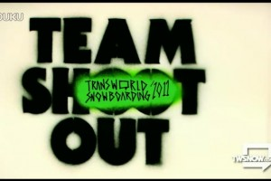 TRANSWORLD SNOWBOARDING - Team Shoot Out