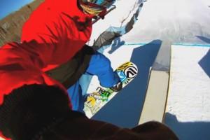 Tim Humphreys: 2010-2011年雪季回顾 + 视频教程:Frontside 360 Shifty Shifty