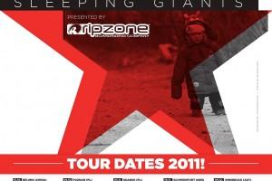 《沉睡的巨人》SLEEPING GIANTS - 2011全球首映在即
