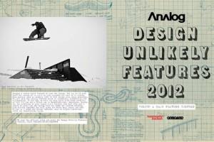 不同寻常的道具设计大赛 by Analog