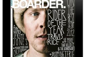 免费下载Snowboarder Magzine