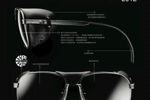 2012雪季Dragon推出APX滑雪太阳镜