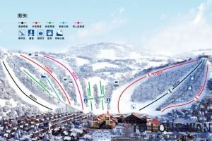 玉龙湾滑雪度假村展示样片放出