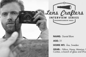 摄影师Daniel Blom