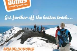 单板滑雪和自由式滑雪露营在Remarkables开幕
