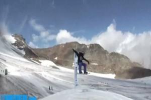 Boris Mouton—15岁的天才滑雪者