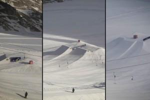 Dachstein单板滑雪