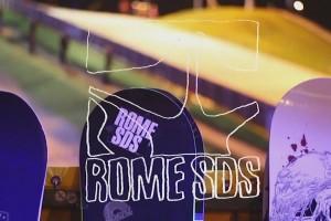 Rome SDS UK滑雪板在Aberdeen的测试