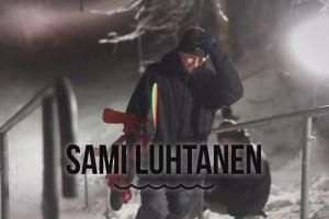 Sami Luhtanen滑雪领域的统治者