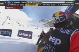 X Games Tignes 花样滑雪决赛