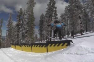 Red Gerard大战Northstar滑雪公园