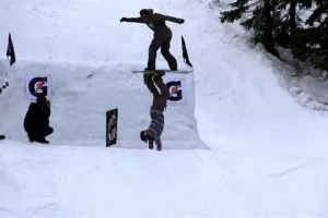 Neff at Superpark 2013