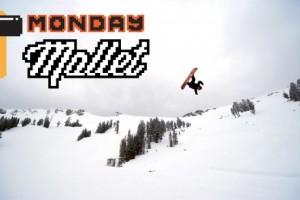 Monday Mallet:他勇敢尝试了…
