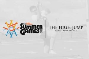 第一届夏季运动会–跳高比赛