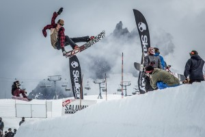 2013 Merrill迷你管邀请赛-High Cascade Snowboard Camp