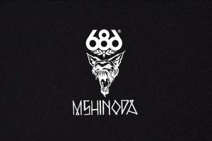 686 x Mike Shinoda第一部分:设计理念