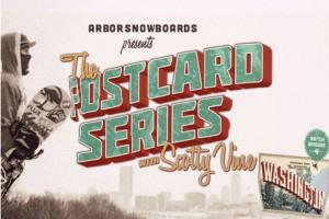 The Postcard Series with Scotty Vine:第四期 – 华盛顿