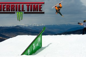 Monster Energy出品 'Merrill Time' 第二集:滑雪场