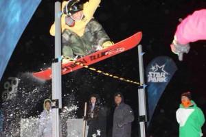 StarPark与EXDO联手第一场活动ollie跳成功落幕!