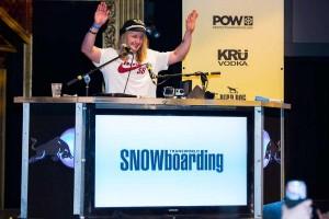 第十五届TransWorld SNOWboarding 滑手选举