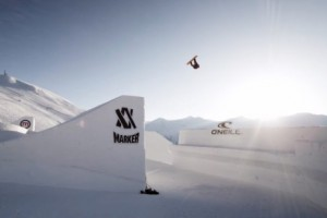 Snowboard edit from Nine Queens 2014