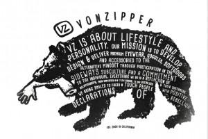 一起来了解来自美国加州的Vonzipper太阳镜