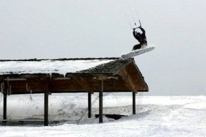 Kiteboarding snowkite Andrew Muse特辑