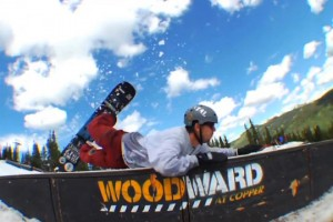 Videograss at Woodward at Copper