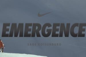 Nike Snowboarding出品Emergence–Sage Kotsenburg