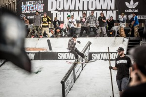 Lib Tech's Downtown Throwdown 2014 Boston回顾视频