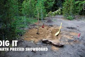 Signal ETT第28弹:Dig in Earth Pressed Snowboard