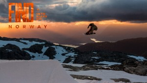 Rome Snowboards出品 : Find Snowboarding : 挪威