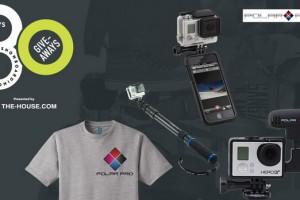 Polar Pro GoPro 配件装备