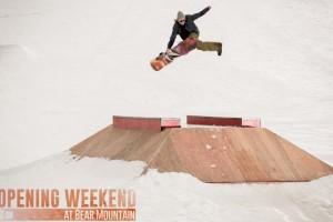 Bear Mountain : 开业周
