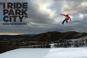 I Ride Park City 2015 : Sage Kotsenburg