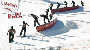 Bear Mountain-'周日滑雪场2015': 第三集
