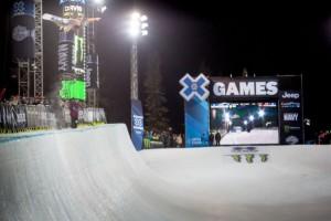 Danny Davis 赢得Superpipe决赛 at Winter X Games 2015