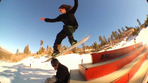 Bear Mountain-'周日滑雪场2015': 第八集