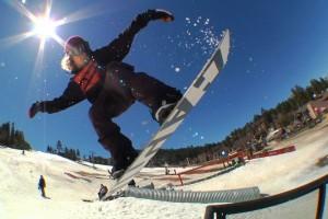 Bear Mountain-'周日滑雪场2015': 第十三集