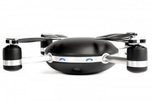 新闻|世界首个投掷起飞的无人机Lily