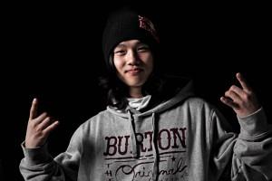 专访|中国单板职业滑手小虎