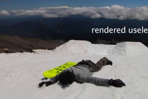 Rendered Useless – stk and the sty (Mount Hood)
