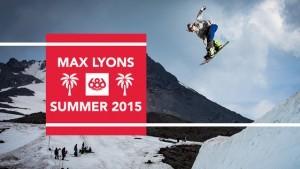 686 x Max Lyons 2015年夏季视频