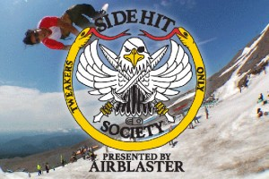 Airblaster Side Hit Society – 第一部分: Mount Hood