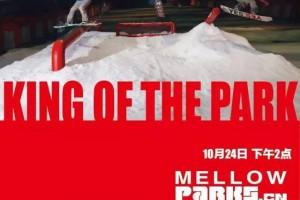 比赛倒计时|本周六北京乔波麦罗单板公园比赛-King Of The Park