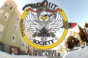 AB来袭|Airblaster大电影SIDE HIT SOCIETY