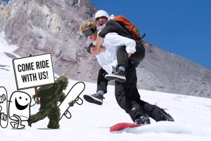 High Cascade 出品 Come Ride with Us 2016 – 第一部分